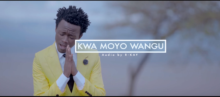 Photo of Bahati & Jemmimah Thiong'o (Video) – Kwa Moyo Wangu | Mp4 Download