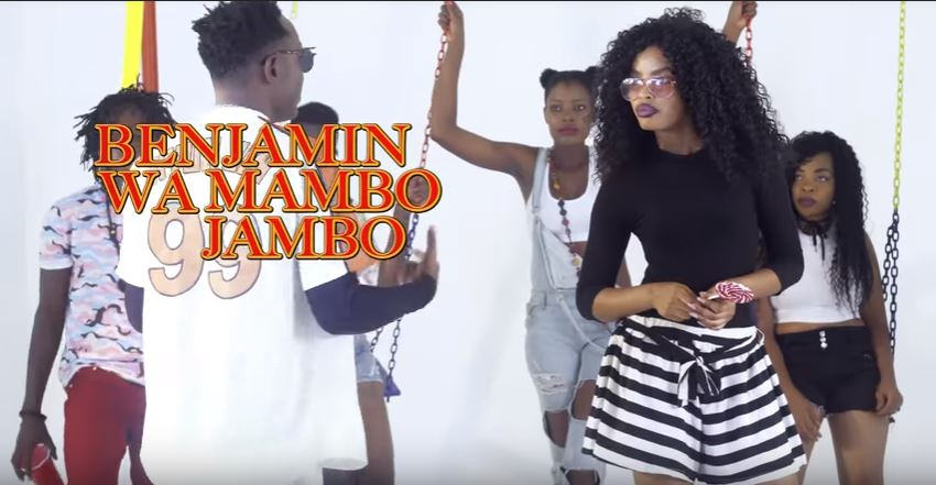 Photo of New VIDEO | Benjamin Wa Mambo Jambo – Bang
