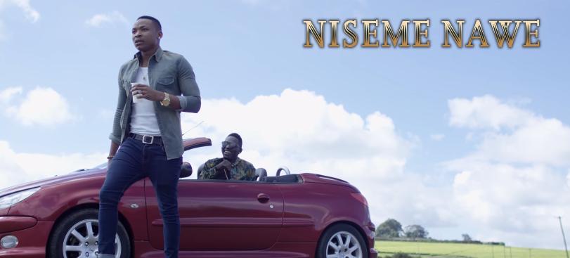 Photo of Otile Brown Ft. Baraka the Prince (Video) – Niseme Nawe | Mp4 Download