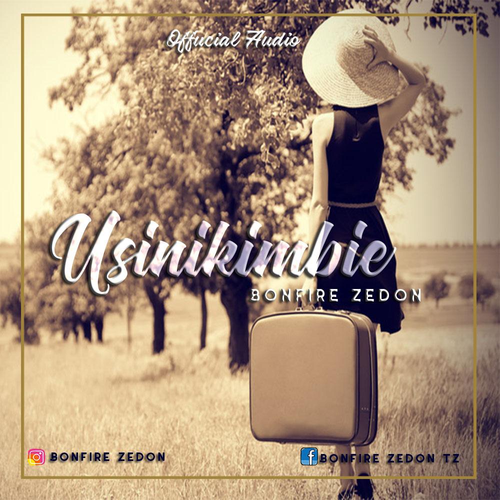 Photo of Audio | Bonfire Zedon – Usinikimbie | Mp3 Download