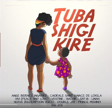 Photo of Audio |  Ange Bernice Ft Satb Double Jay, Prince Mshindi – Tubashigikire | Mp3 Download