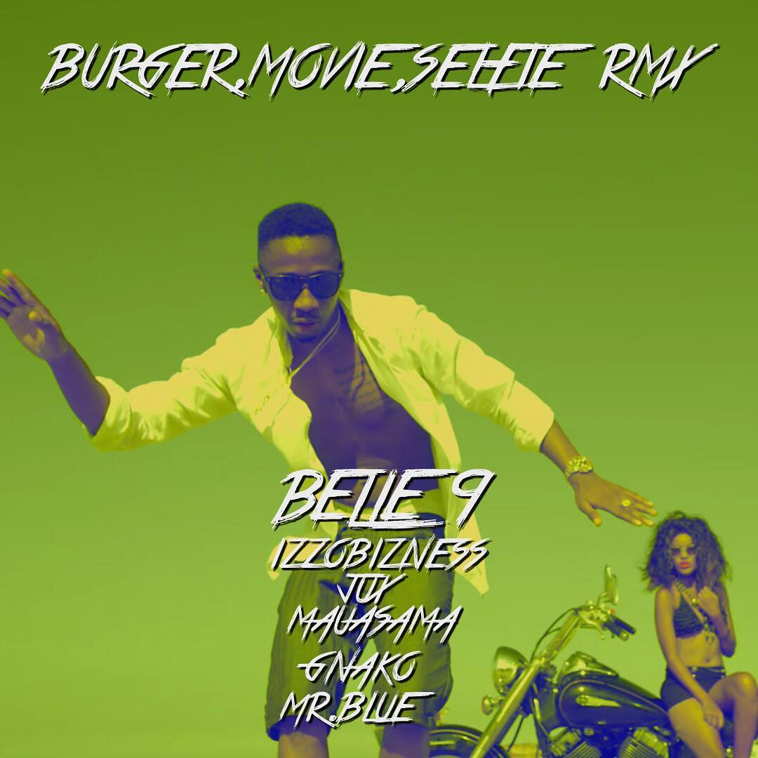 Photo of Audio | Belle 9 – Burger Movie Self Remix | Mp3 Download
