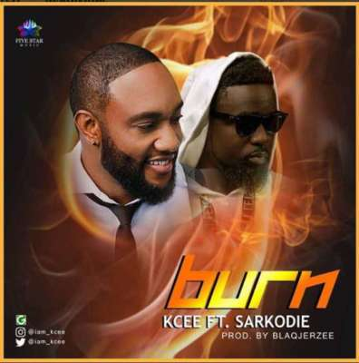 Photo of New Audio | Kcee ft. Sarkodie – Burn