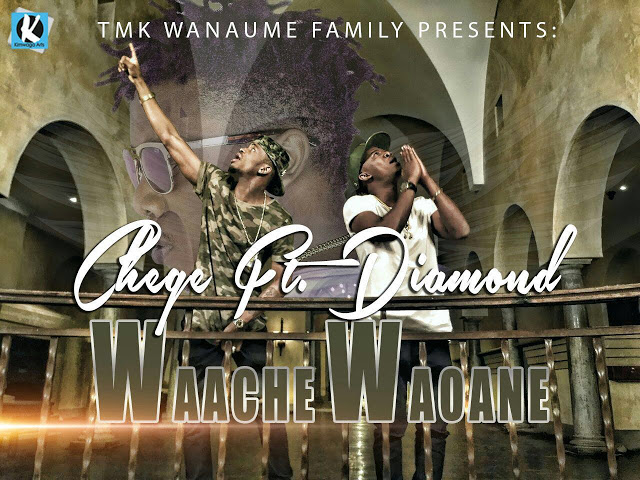 Photo of Audio | Chege Ft Diamond Platnumz – Waache Waoane | Download MP3