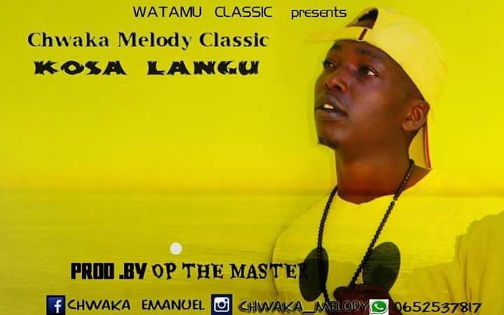 Photo of Audio | Chwaka Melody – KOSA LANGU | Mp3 Download