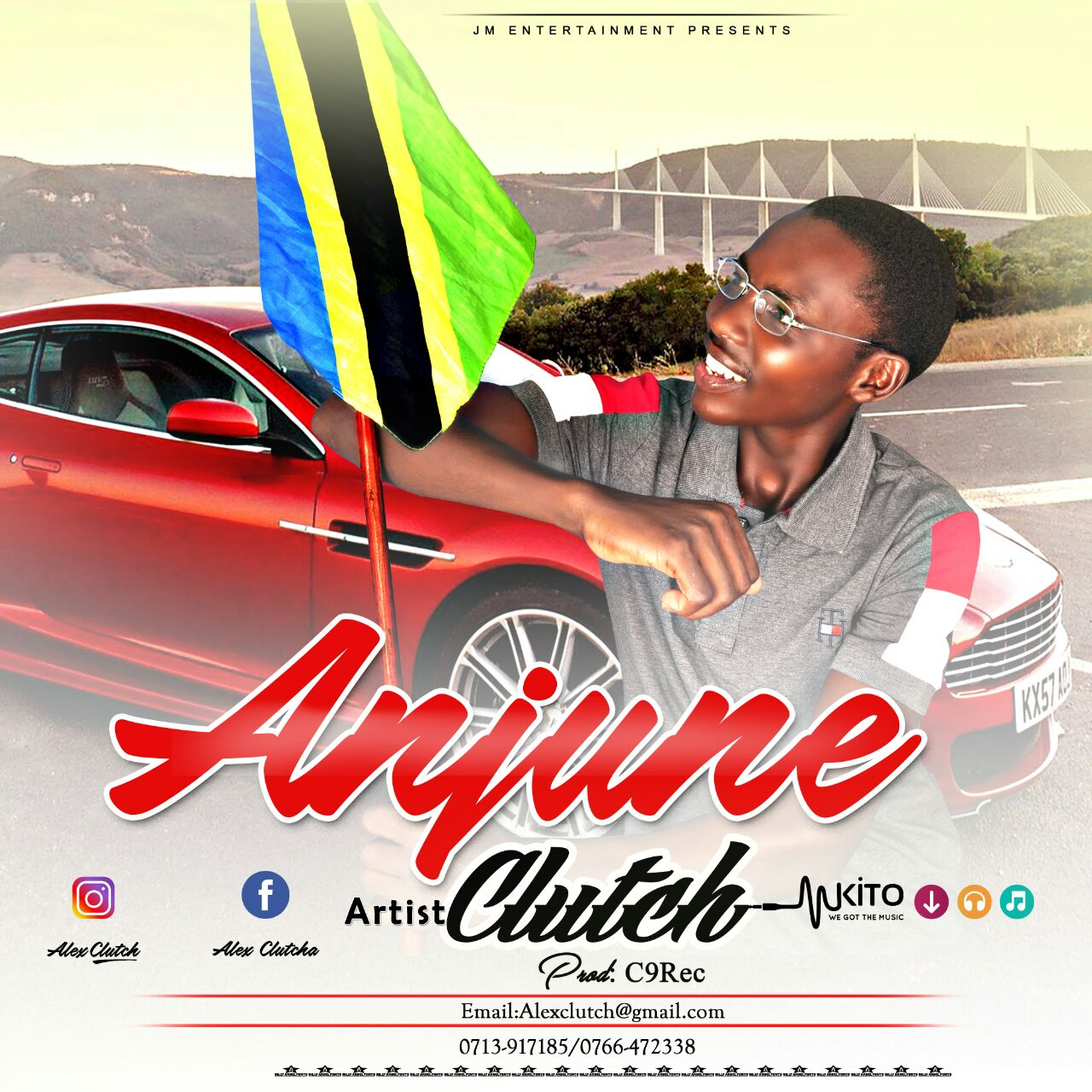 Photo of Audio   Clutch – Anjune   Mp3 Download