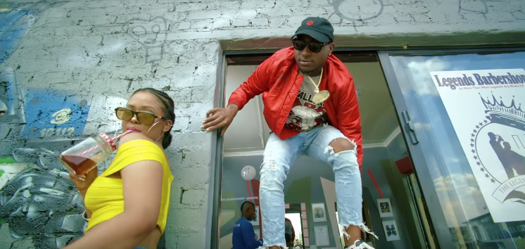 Photo of Davido Ft. Nasty C (Video) – Coolest Kid In Africa | Mp4 Download