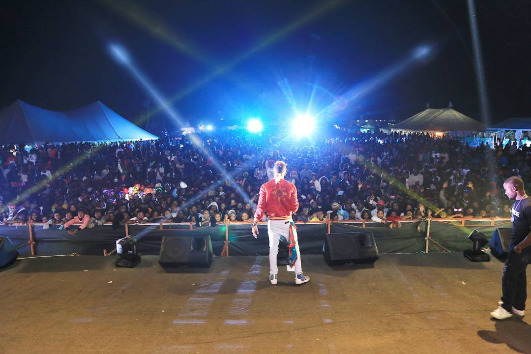 Photo of Watch | Diamond Platnumz – Live performance at Zambia