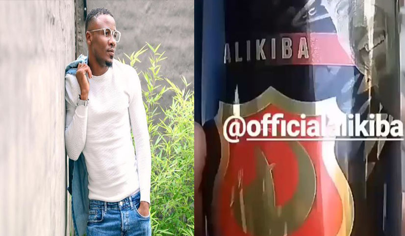 Photo of Alikiba Drops his own Energy Drink…