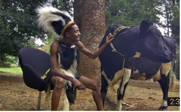 Photo of Eric Omondi (Video) – Sang'ombe | Salome REMIX | Mp4 Download