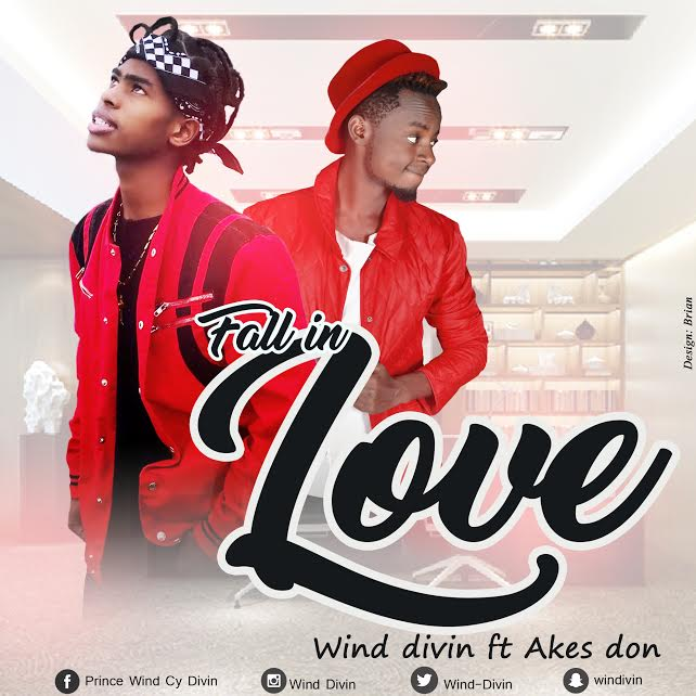 Photo of Audio | Wind Divin ft Akes Don – Fall In Love | Mp3 Download