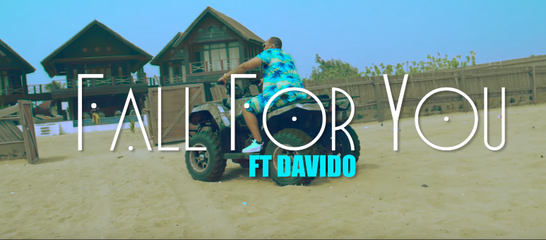 Photo of B-Red ft Davido (Video) – Fall For You | Mp4 Download