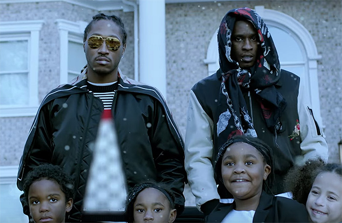 Photo of New VIDEO: Future, Young Thug – Group Home
