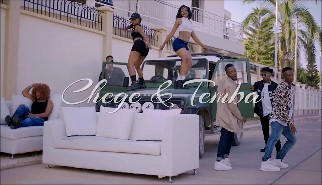 Photo of Chege & Temba Ft. Emmy Wimbo (Video) – Go Down | Mp4 Download