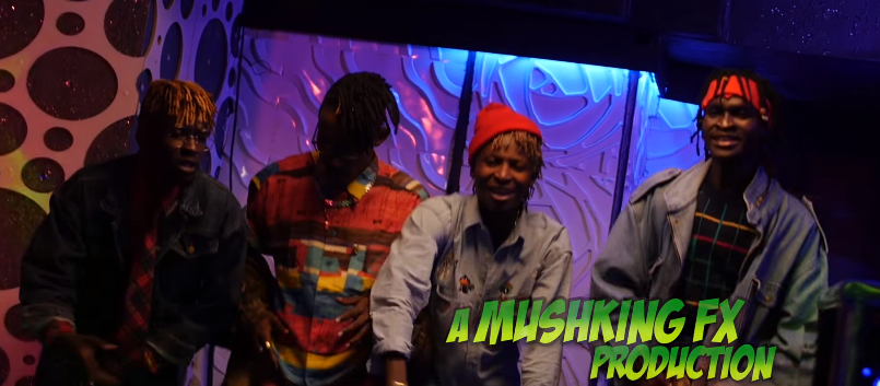 Photo of H Art The Band Ft. BenSoul (Video) – MASHEESHA | Mp4 Download