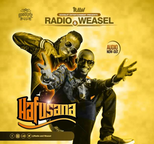 Photo of Audio | Radio & Weasel – Hafusana | Mp3 Download
