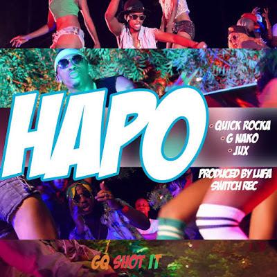 Photo of Audio | Quick Rocka, G Nako & Jux – HAPO | Mp3 Download