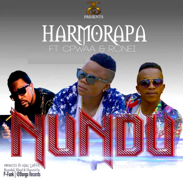 Photo of Audio | Harmorapa Ft. Cpwaa & Ronei – Nundu | Mp3 Download