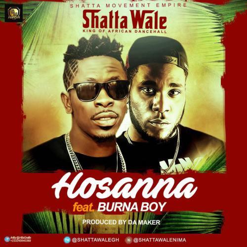Photo of Audio | Shatta Wale ft. Burna Boy – Hosanna | Mp3 Download