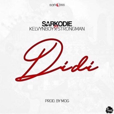 Photo of New Audio | Sarkodie ft Kelvynboy, Strongman – Didi