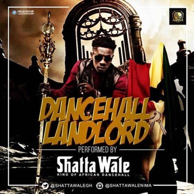 Photo of New Audio | Shatta Wale – Dancehall Landlord (Timaya & Patoranking Diss)