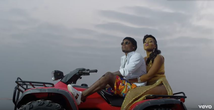 Photo of New VIDEO: Emma Nyra ft. Harmonize – Jamina Remix