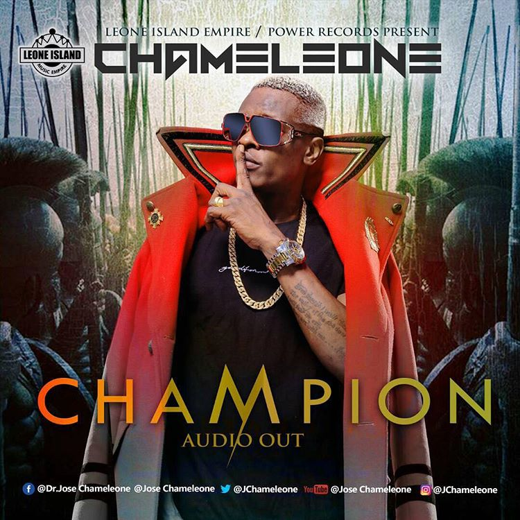Photo of Audio | Jose Chameleone – Champion | Mp3 Download