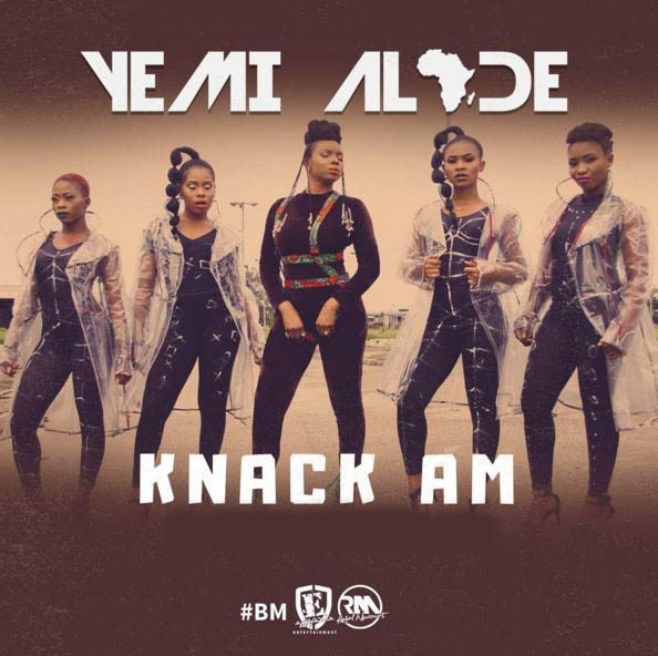 Photo of New VIDEO: Yemi Alade – Knack Am