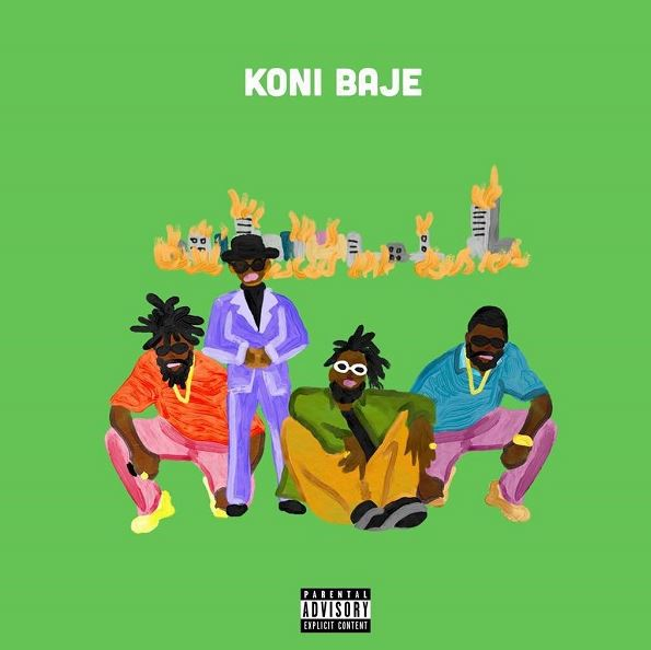 Photo of New AUDIO: Burna Boy – Koni Baje