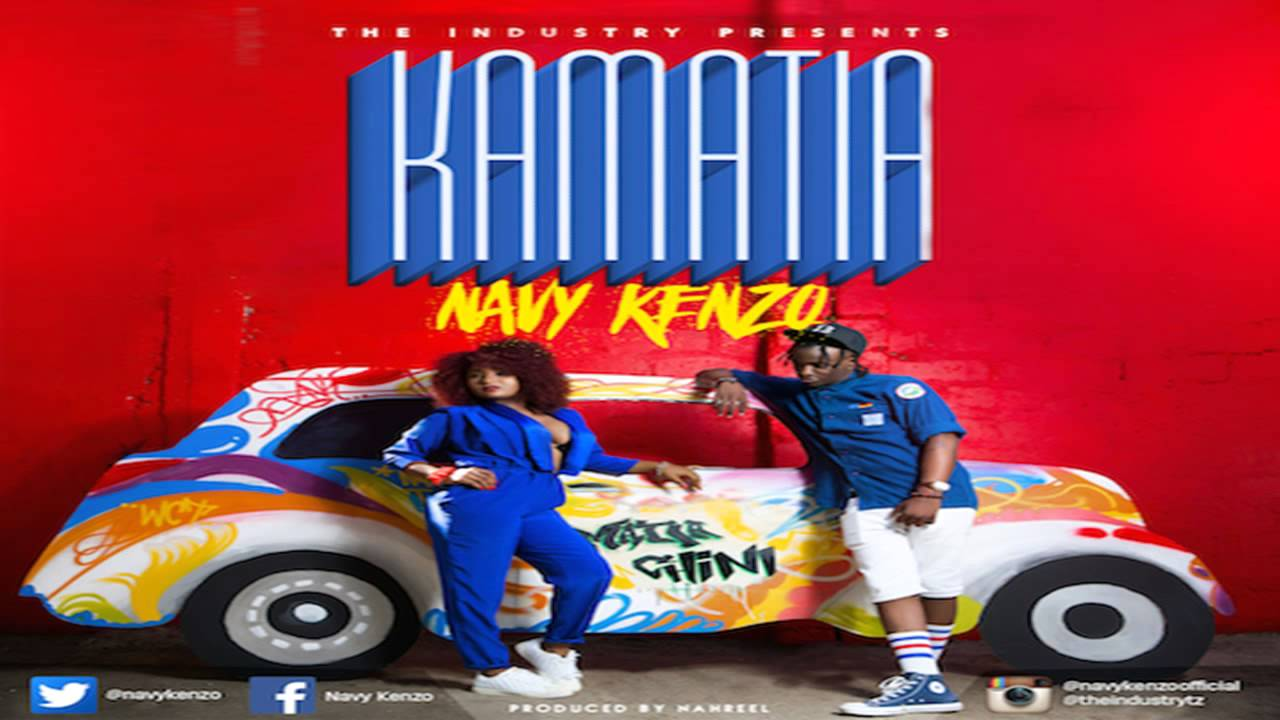 Photo of Audio | Navy Kenzo – Kamatia | Download Mp3