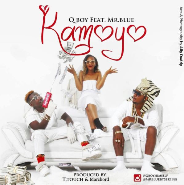 Photo of Audio | Qboy Msafi ft Mr blue (Byser) – Kamoyo | Mp3 Download
