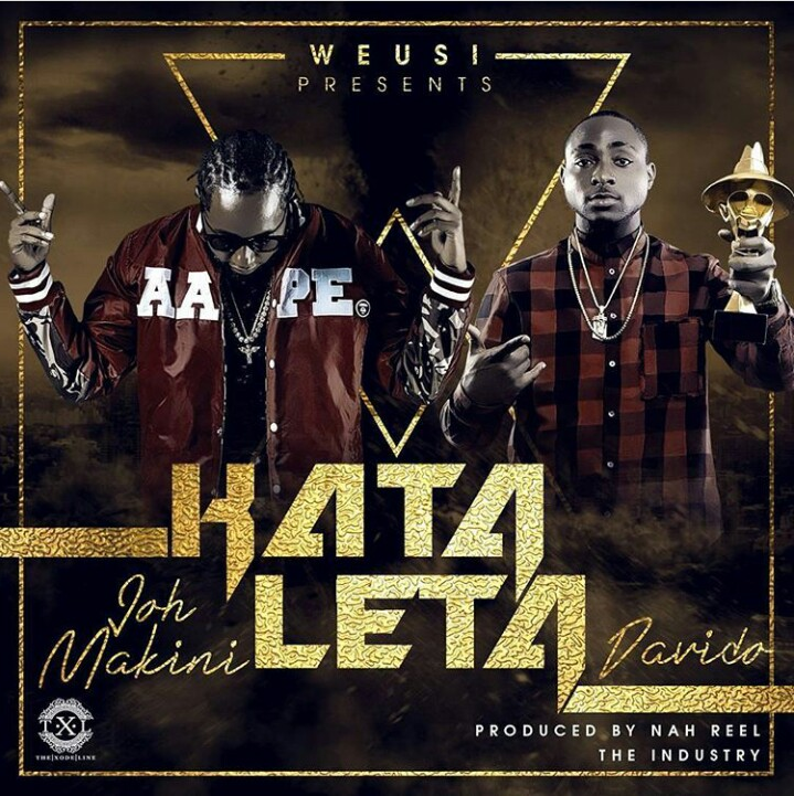 Photo of Audio | Joh Makini Ft Davido – Kata Leta | Mp3 Download