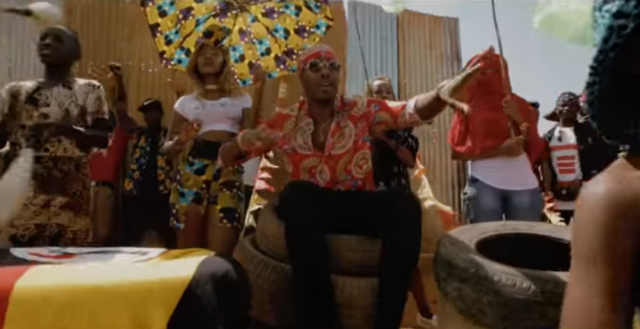 Photo of Eddy Kenzo (Video) – Jubilation | Mp4 Download