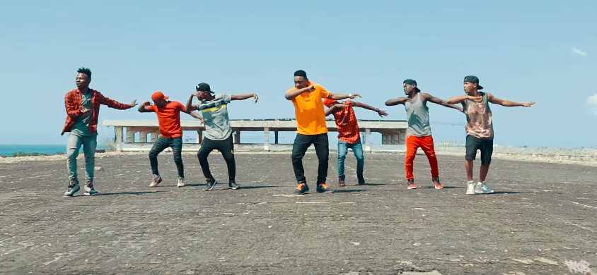 Photo of Diamond Platnumz Ft. P-Square – KIDOGO DANCE (WCB DANCERS) | Download MP4