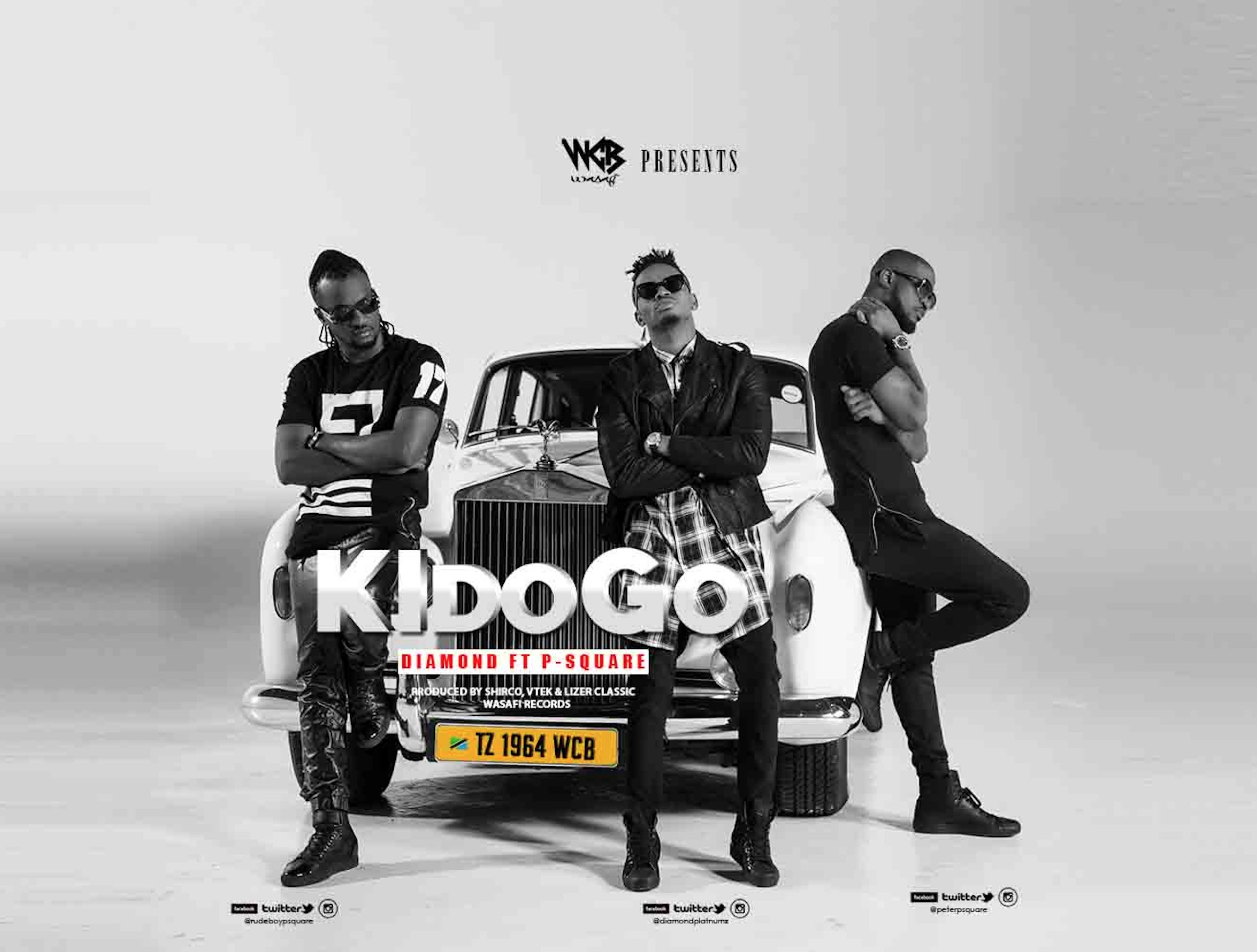 Photo of Diamond Platnumz ft P'square (Official Video) – KIDOGO | Mp4 Download