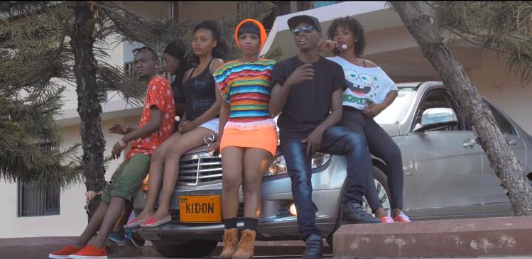 Photo of Dzee ft. Mr Blue, Billnass & Country Boy (Video) – Kidon | Mp4 Download