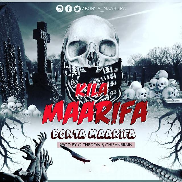 Photo of Audio | Bonta Maarifa Ft. G nako – Kila Maarifa | Mp3 Download