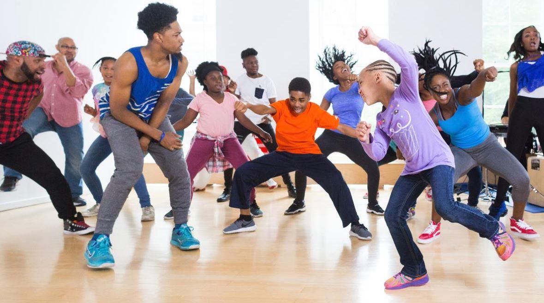Photo of Afro Dance – Kiposa DANCE VOL 1