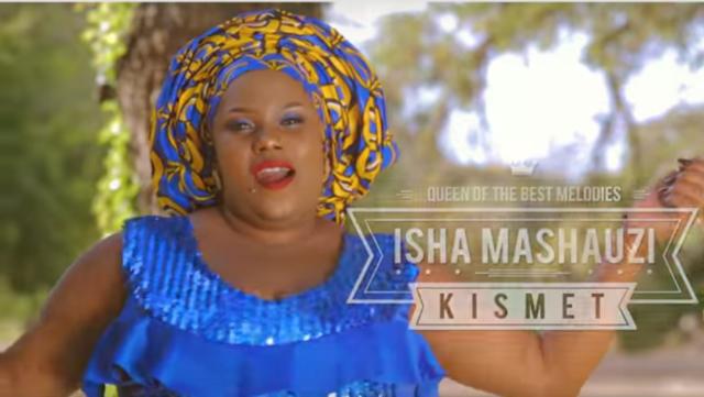 Photo of Isha Mashauzi & Mashauzi Classic (Video) – Kismet | Mp4 Download