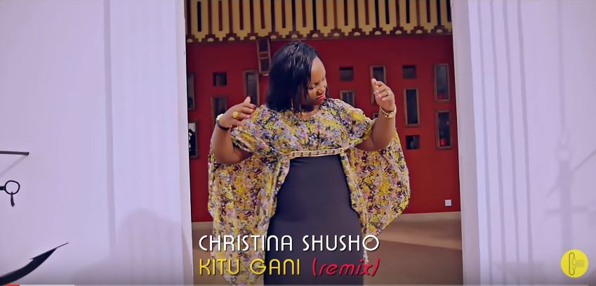 Photo of Christina Shusho (Video) – Kitu Gani REMIX | Mp4 Download