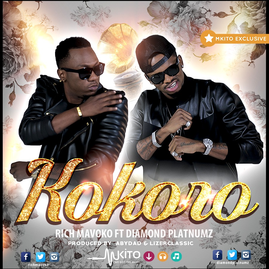 Photo of Instrumental | Rich Mavoko Ft. Diamond Platnumz – Kokoro BEAT | Mp3 Download