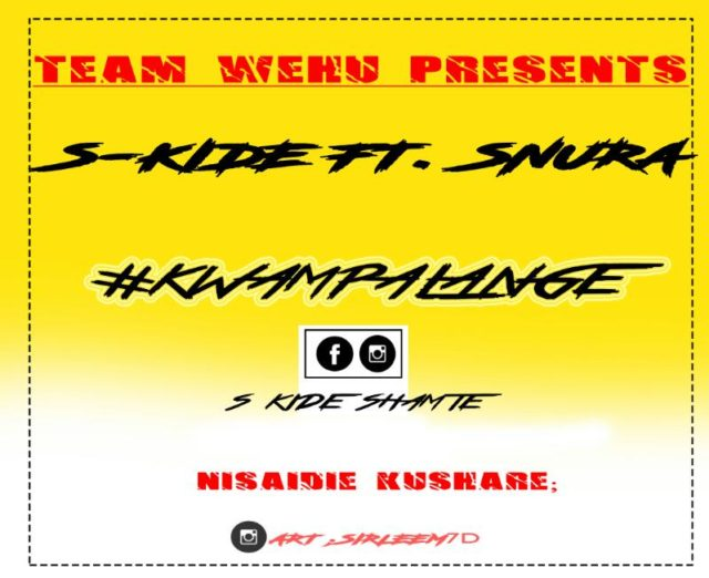 Photo of Audio | S kide ft Snura – Kwampalange | Mp3 Download