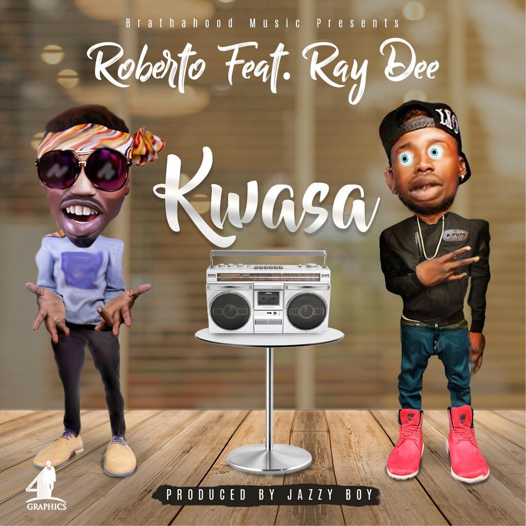 Photo of New AUDIO | Roberto ft Ray Dee – Kwasa