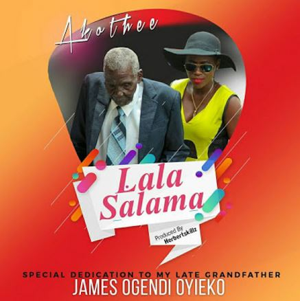 Photo of Audio | Akothee – Lala Salama | Mp3 Download