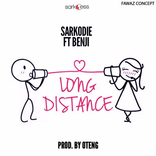 Photo of Audio | Sarkodie ft Benji – Long Distance | Mp3 Download