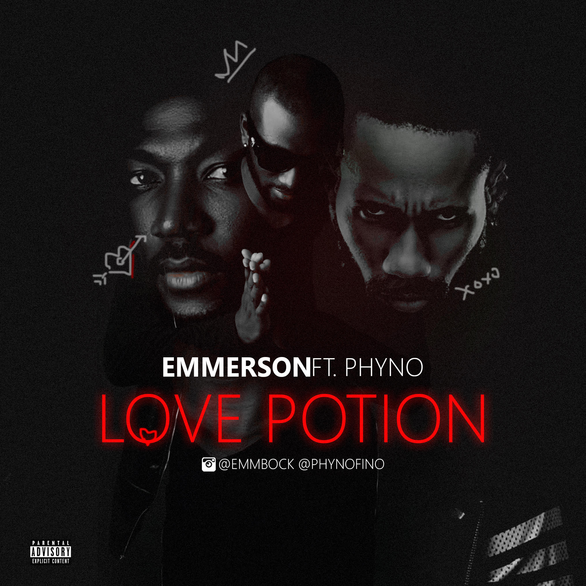 Photo of Emmerson ft. Phyno (Video) – Love Potion | Mp4 Download