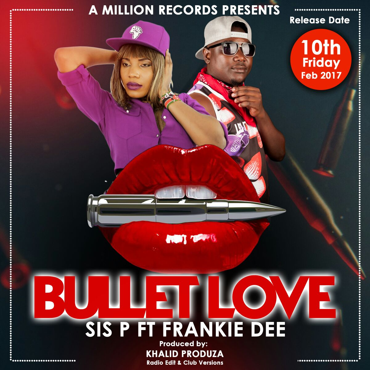 Photo of Audio | Sip P ft Frankie Dee – Bullet Love | Mp3 Download