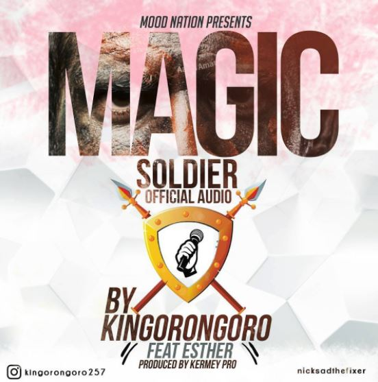 Photo of Audio | Magic Solgier Ft Ester Nish – Magic Solgier | Mp3 Download