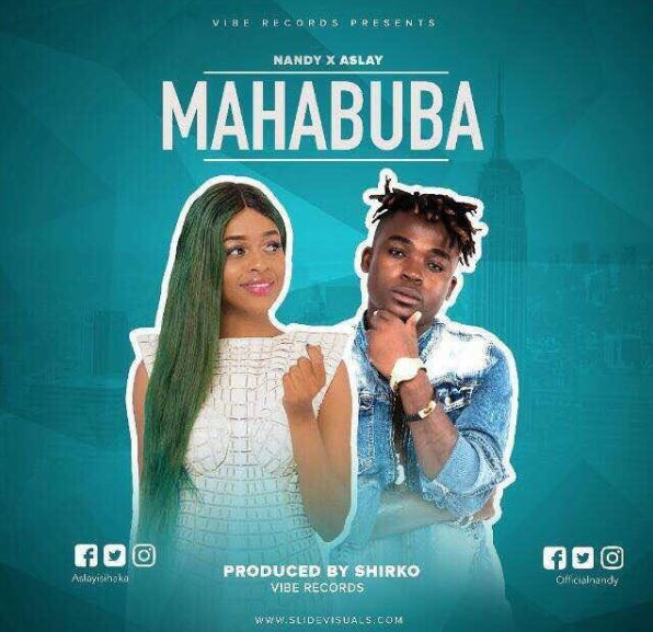 Photo of Audio | Aslay ft Nandy – Mahabuba | Mp3 Download