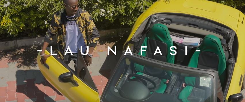 Photo of New VIDEO: Man Fongo – Lau Nafasi